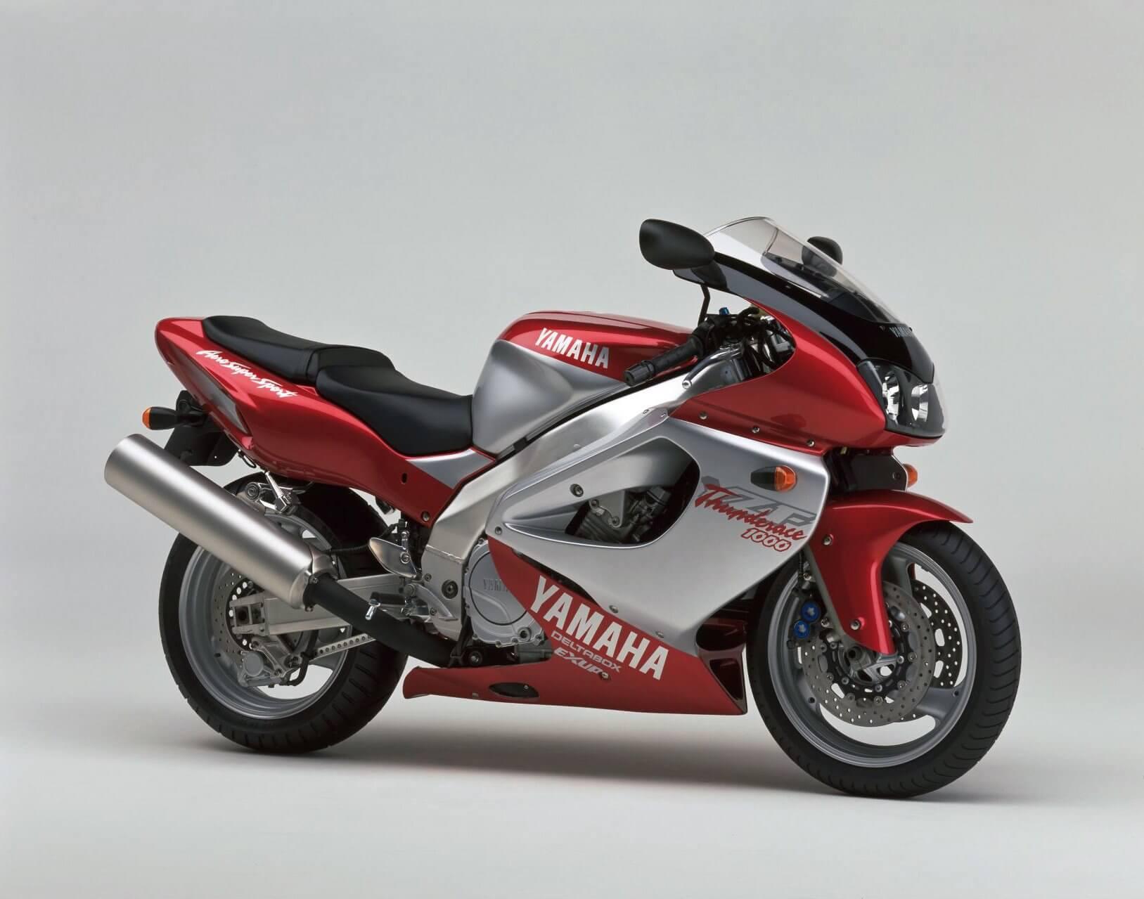 Спортивные мотоциклы ямаха: характеристики литровых моделей