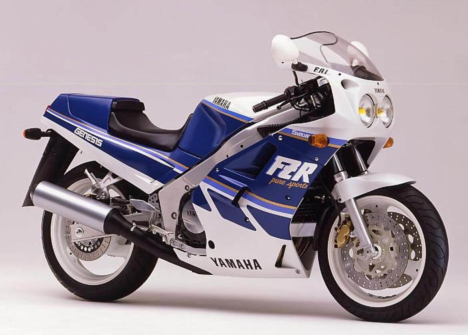 Популярные модели спортивных мотоциклов ямаха
