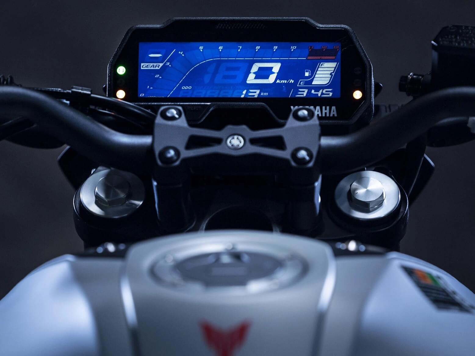 Ждем новый мотоцикл Yamaha MT-125 <br>2020 года