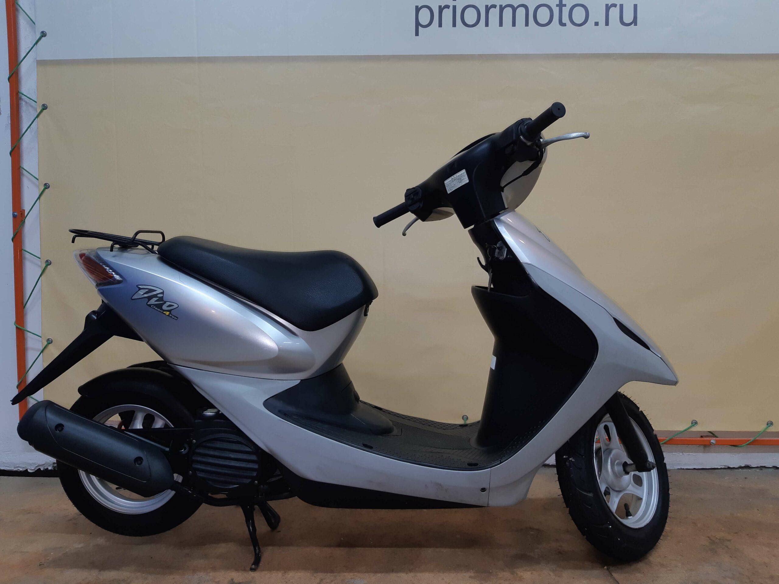 Honda Dio af 56, без пробега по РФ, г. Красноярск