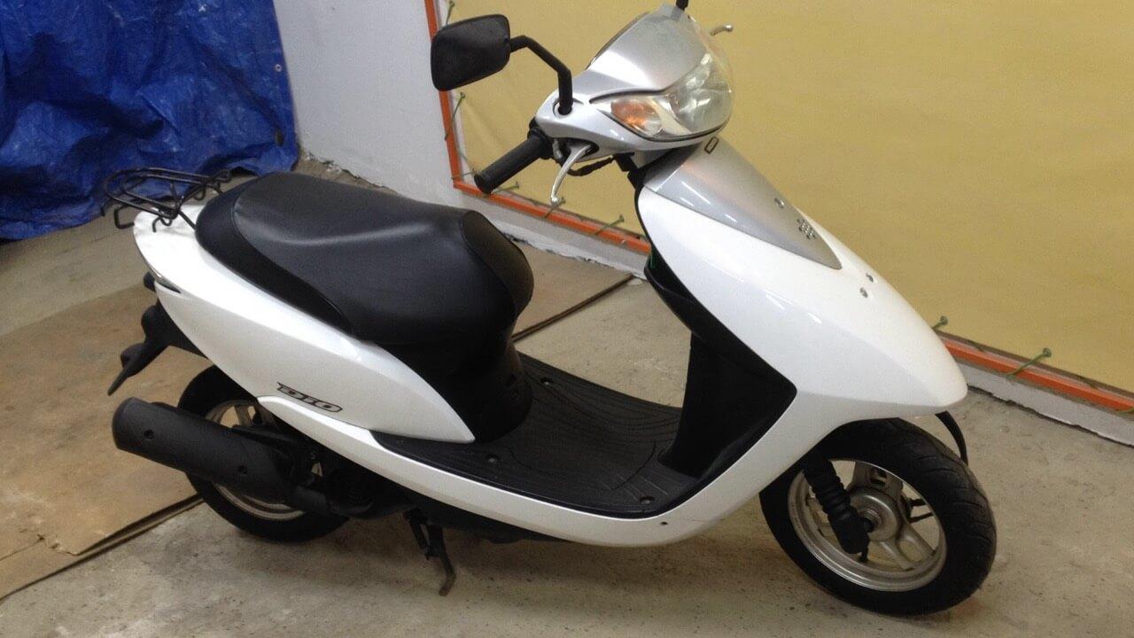 Honda Dio af 68, без пробега по РФ, г. Красноярск