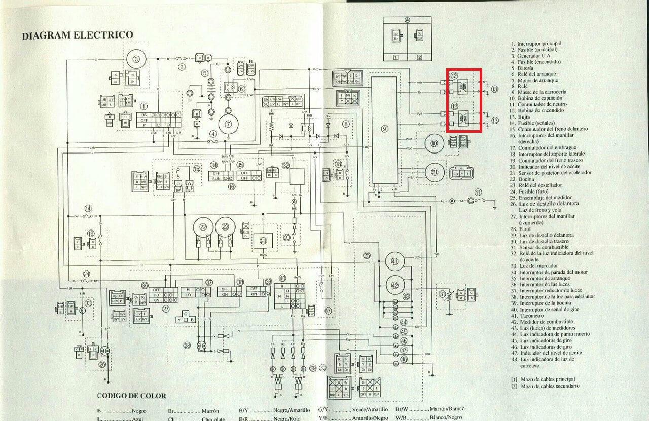 Почему перестают работать свечи? Ремонт ямаха XJR 1300