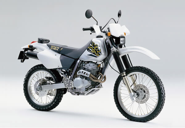 Эндуро Хонда XR 250 - мотоцикл, который никогда не подведет
