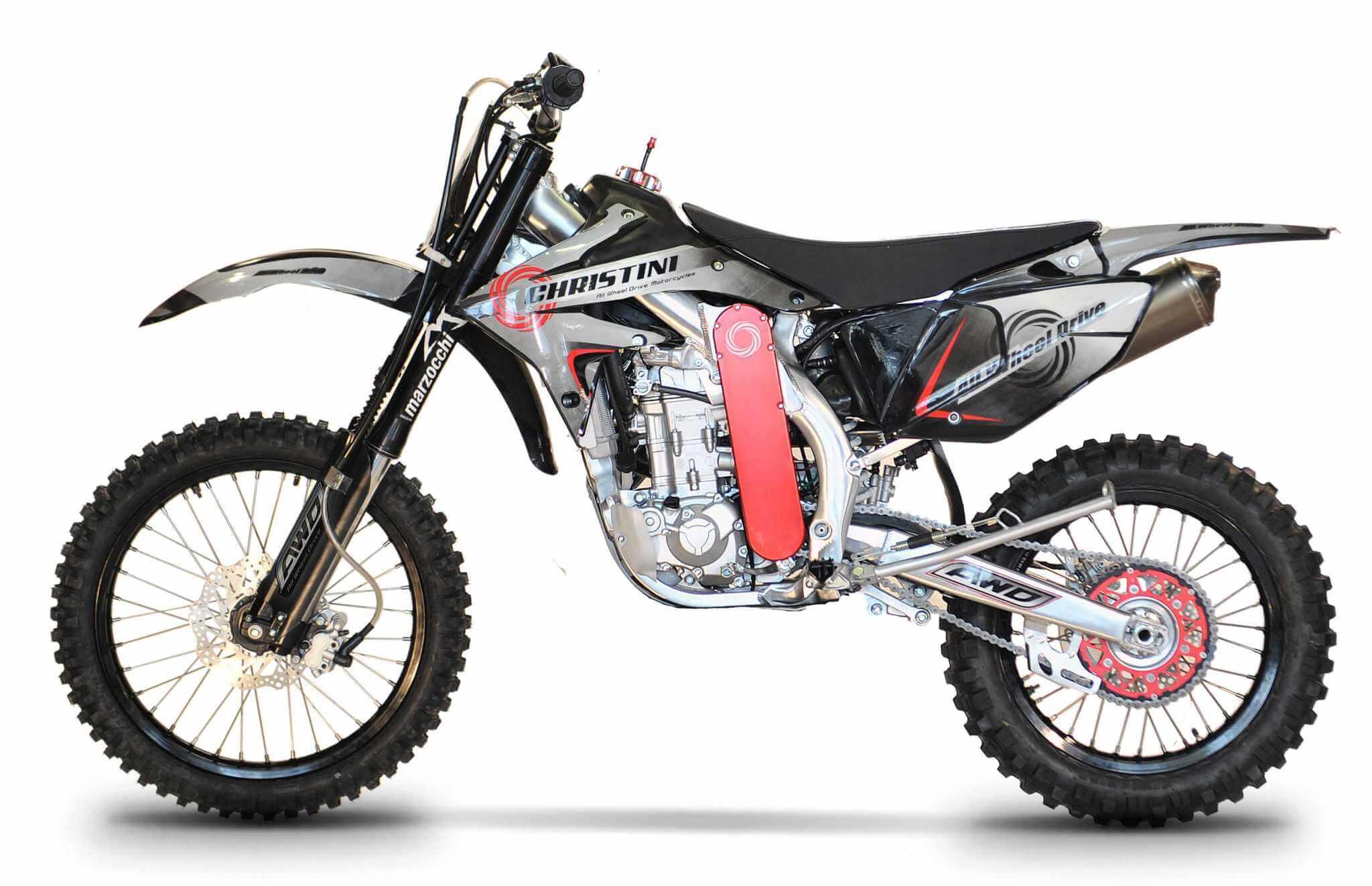 Полноприводные мотоциклы: шаг вперед в эндуро